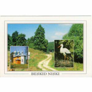 BESKID NISKI WIDOKÓWKA WR6265