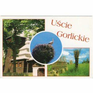 UŚCIE GORLICKIE WIDOKÓWKA WR6273