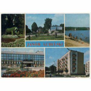 JANÓW LUBELSKI WIDOKÓWKA A18800