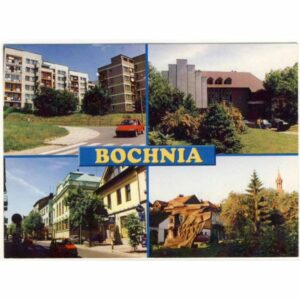BOCHNIA POCZTÓWKA A19319