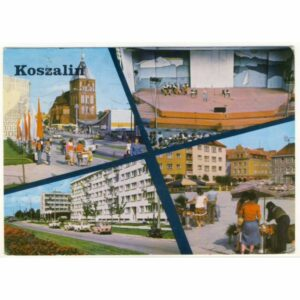 KOSZALIN WIDOKÓWKA A19324
