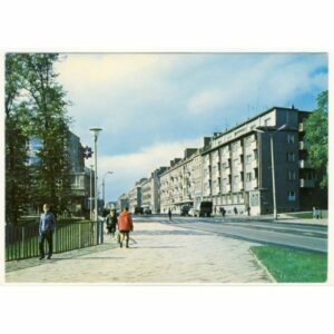 KOSZALIN WIDOKÓWKA A19328