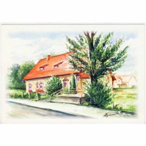 MIEŚCISKO WIDOKÓWKA A20165