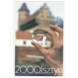 OLSZTYN WIDOKÓWKA A21406