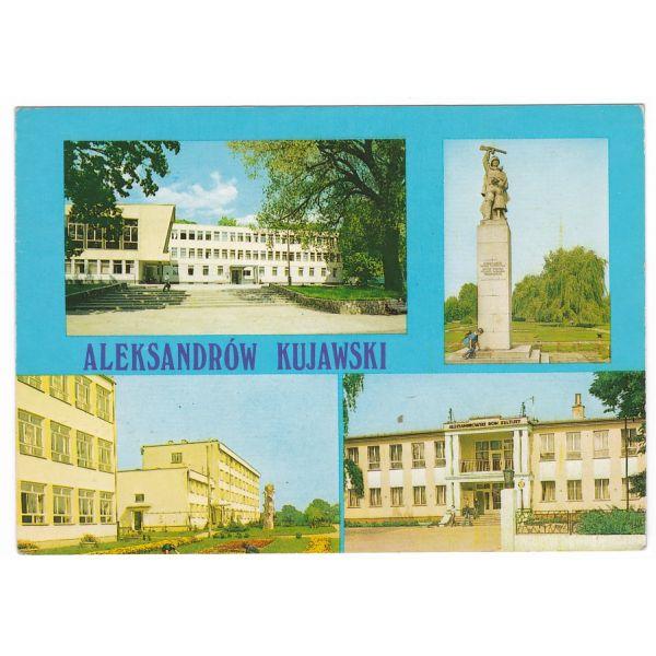 ALEKSANDRÓW KUJAWSKI WIDOKÓWKA A23309