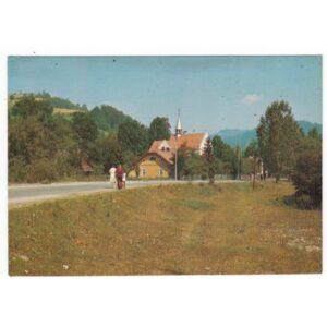 ŁOMNICA ZDRÓJ WIDOKÓWKA A24581