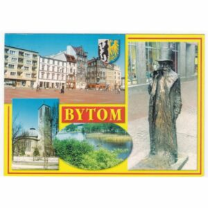 BYTOM HERB WIDOKÓWKA A25084