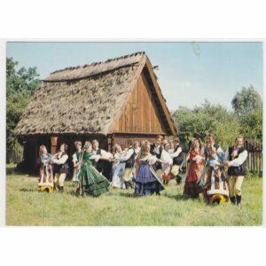 OPOLE FOLKLOR WIDOKÓWKA A25276