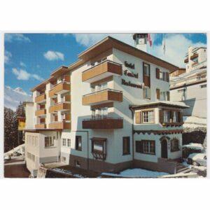 AROSA HOTEL CENTRAL WIDOKÓWKA A25331