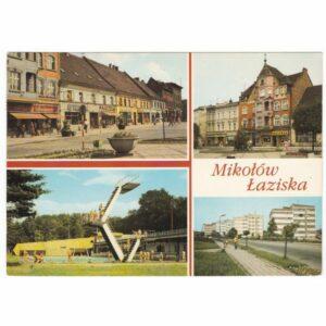 MIKOŁÓW ŁAZISKA WIDOKÓWKA A25716