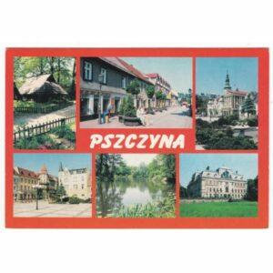 PSZCZYNA WIDOKÓWKA A25781