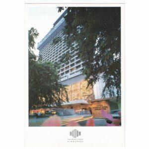 SINGAPUR HOTEL HILTON WIDOKÓWKA A25869