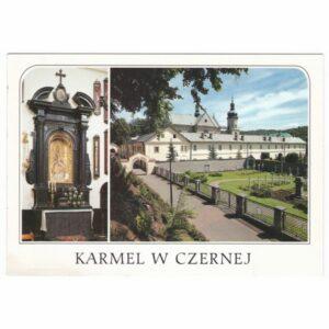 CZERNA KARMEL WIDOKÓWKA A25925