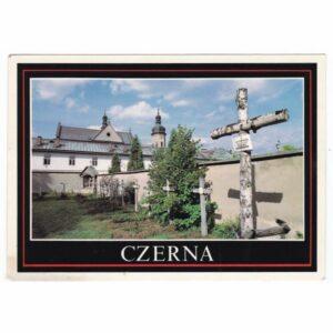 CZERNA WIDOKÓWKA A25926