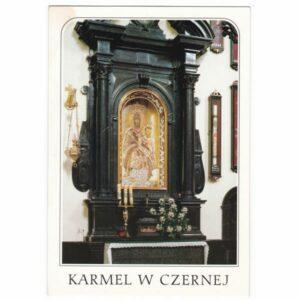 CZERNA KARMEL WIDOKÓWKA A25929