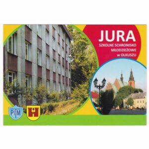 OLKUSZ SCHRONISKO HERB WIDOKÓWKA A26040