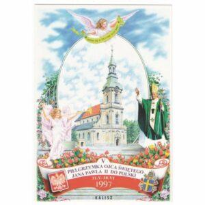 JAN PAWEŁ II KALISZ WIDOKÓWKA A26514