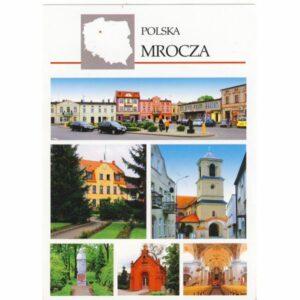 MROCZA MAPKA WIDOKÓWKA A51054