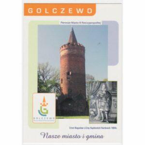 GOLCZEWO WIDOKÓWKA A28957