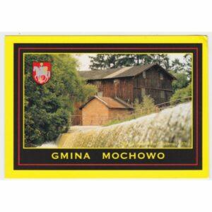 MOCHOWO CHOCZEŃ HERB WIDOKÓWKA A29008