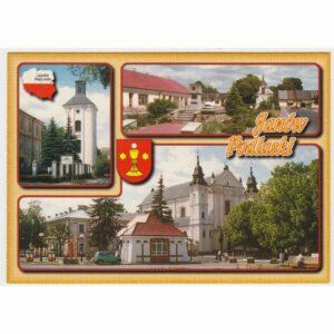 JANÓW PODLASKI HERB MAPKA WIDOKÓWKA A29123