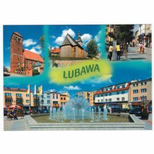 LUBAWA WIDOKÓWKA WR7158