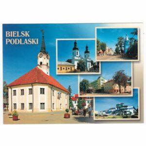 BIELSK PODLASKI WIDOKÓWKA WR7171