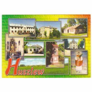 HUSZLEW WIDOKÓWKA A29187