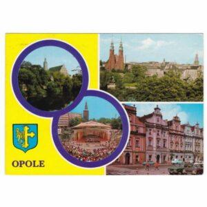 OPOLE HERB WIDOKÓWKA A29194