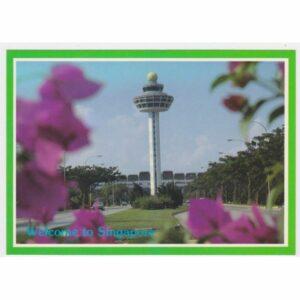 SINGAPUR WIDOKÓWKA A29705