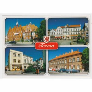 TCZEW HERB WIDOKÓWKA WR7306