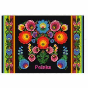 POCZTÓWKA FOLKLOR POLSKA 17P484