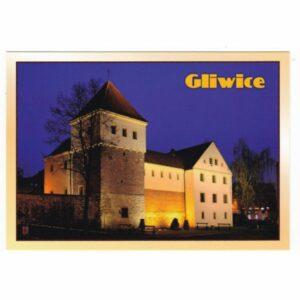 GLIWICE WIDOKÓWKA 17P475