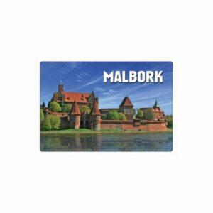 MALBORK POCZTÓWKA 3D TRÓJWYMIAROWA 3D565