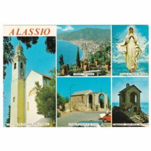 ALASSIO WIDOKÓWKA A38355