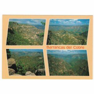 BARRANCAS DEL COBRE WIDOKÓWKA A40555