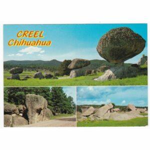 CREEL CHIHUAHUA WIDOKÓWKA A40556