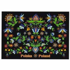 POCZTÓWKA FOLKLOR POLSKA 17P496