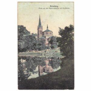 BYDGOSZCZ BROMBERG WIDOKÓWKA A41385