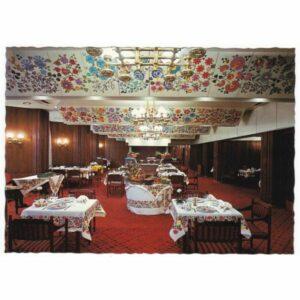 BUDAPEST HOTEL HILTON WIDOKÓWKA A41685