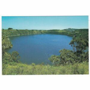 BLUE LAKE POCZTÓWKA A42301