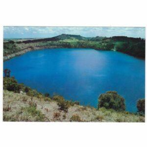 BLUE LAKE POCZTÓWKA A42305