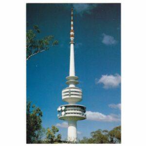 BLACK MOUNTAIN TOWER POCZTÓWKA A42328