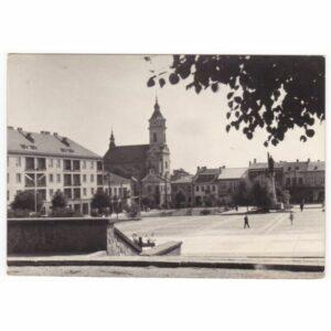 OSTROWIEC ŚWIĘTOKRZYSKI WIDOKÓWKA A42703