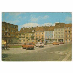 BARTOSZYCE HERB WIDOKÓWKA A43159
