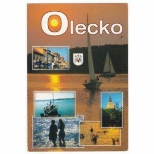 OLECKO HERB WIDOKÓWKA A43190