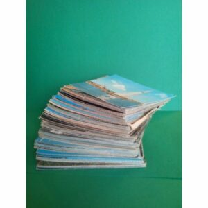 Pocztówki na wagę - 10 kg.
