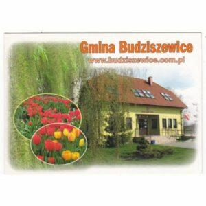 GMINA BUDZISZEWICE WIDOKÓWKA A44009