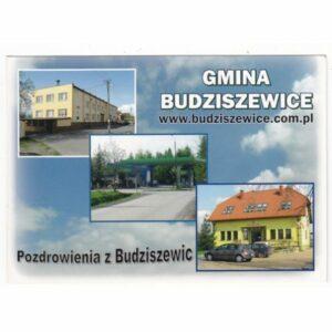 GMINA BUDZISZEWICE WIDOKÓWKA A44012