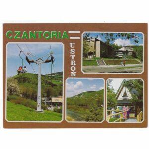 CZANTORIA USTROŃ WIDOKÓWKA A44047